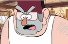 Grunkle Stan and Strong B