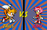 Tails vs. Amy - Part 1