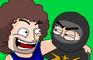Ninja Sex Party Theme Song Animated