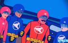 SkyGlyderz: Homonauts