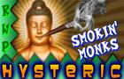 RACE WARS PODCAST {ANIMATED} w/Godfrey ~ Smokin' Monks