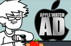 Official AppleWatch AD