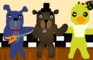 Five Nights at Freddy´s Parody Game
