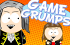 Game Grumps Animated - SOTN (part 1)