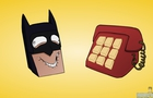 Batman does a prank call