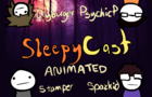 SleepyCast Animated - Drawing Stories