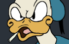 Donald Duck's Misery