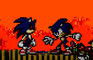Sonic vs Sonic.Exe (Short First Scene)