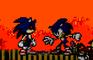 Sonic vs Sonic.Exe (Short First Scene)