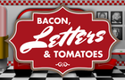 Bacon, Letters and Tomatoes