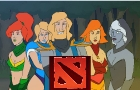 DotA2 Animated Music Video - So You're New Around Here