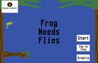 Frog Needs Flies