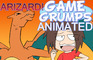 Game Grumps: It's Charizard!