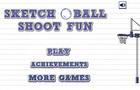 Sketch Ball Shoot Fun