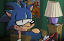 Sonic Watches Some TV