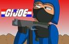 GI Joe: Laser Battle