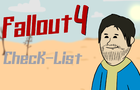 Fallout 4 CheckList-Fallout 4 Animated Parody