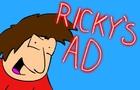 Ricky's Advertisement