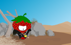 Strawberry Clock looses it all