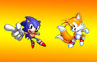 Sonic & Tails watch fanarts.