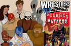 Wrestlers In Space Intro