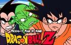 Dragon Ball Z: Piccolo's Plan is Dumb
