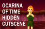 Ocarina of Time HIDDEN CUTSCENE