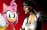 Amy Rose Vs. Sonya Blade (MK Vs Sega)