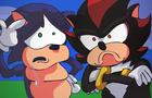 SAW NICK TOO (Sonic the Hedgehog Parody)