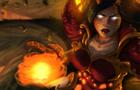 League of Legends Concept: Brimstone Ahri