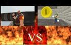 Heavy vs Luigi