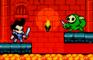 Escape the Volcano Dungeon of Dread!