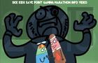 Sick Kids Save Point 2015-24 hour Gaming Marathon info vid