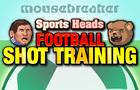 Sports Heads Football : Shot Training