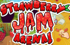 "Casual Mobile Game ""Strawberry Jam Arena"" Trailer"