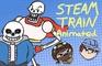Steam Train/ Game Grumps Animated: Undertale
