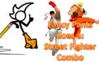 Fancy Pants does Street Fighter Combo
