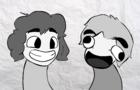 Game Grumps Animated : singing battle!
