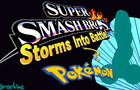 Super Smash Bros New Fighter Reveal (Animation Parody)