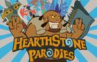 Hearthstone Cartoon Parody: Mage vs. Warrior