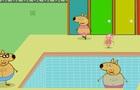 Pepper Steak - Swimming Pool