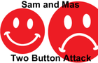 Sam and Mas Two Button Attack