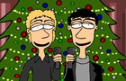 George 15: Peter Gabriel & Peter Cetera's New Christmas Song