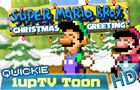 Super Mario Bros. Christmas Greeting (HD)