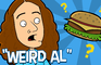 """WEIRD AL"" YANKOVIC - The Mystery of Meat"