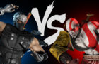 Ninja Of War 3 (Kratos vs Ryu Hayabusa)