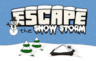 Escape The Snow Storm