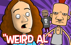 """WEIRD AL"" YANKOVIC - Scariest Fan Encounter"