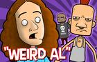 """""""WEIRD AL"""" YANKOVIC - Scariest Fan Encounter"""