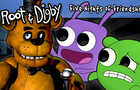 Let's Play Five Nights At Freddy's 4 | Root & Digby